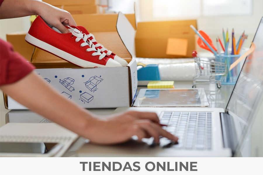 diseño de tiendas online en Bogotá