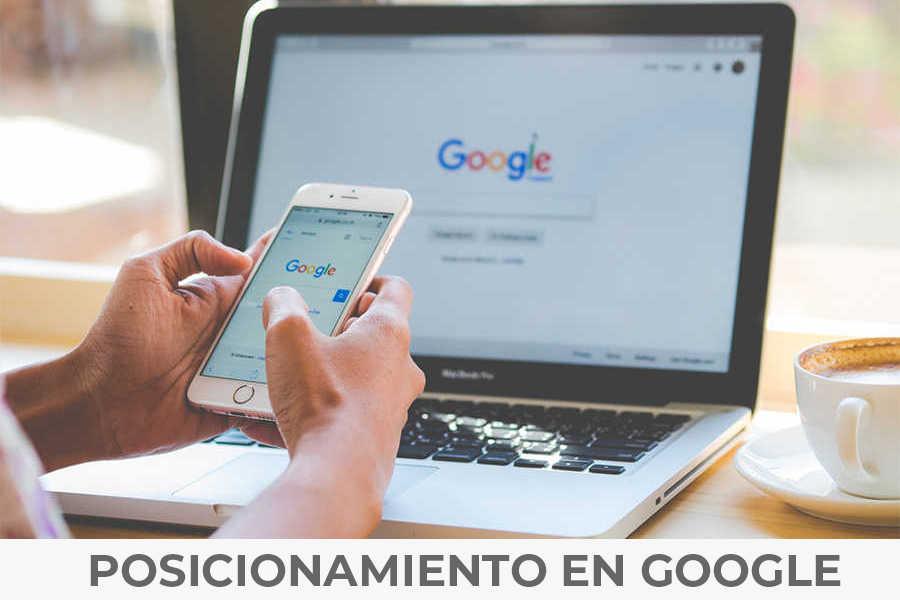 Posicionamiento web seo en Bogotá